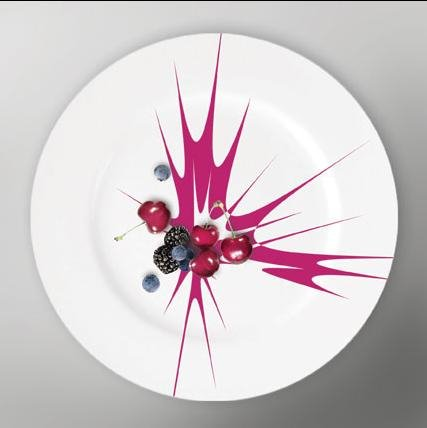 Regalos originales blog archive platos decorados para - Decoracion de platos ...