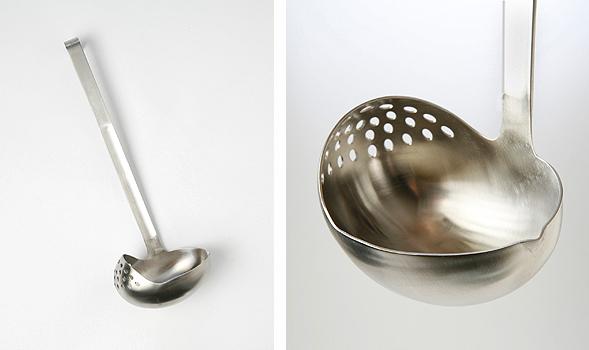 Regalos originales blog archive cuchara y colador todo for Articulos cocina originales