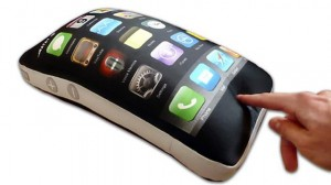 Una almohada iphone