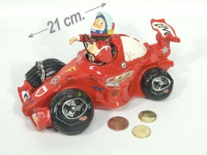Hucha Fórmula 1