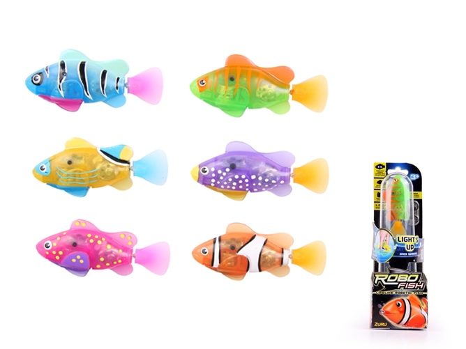 LED_ROBO_FISH