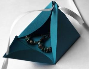 Origami Pirámide 2