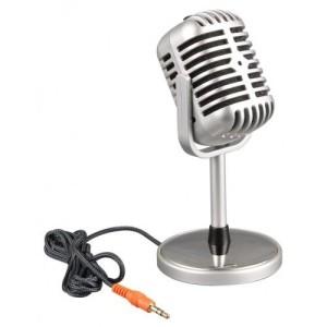 microfono retro