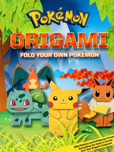 Origami_pokemon