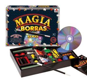 Magia Borrás con DVD