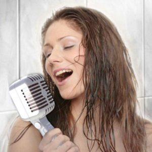 Regalos Originales Blog Archive Ducha Microfono Retro El Regalo