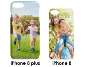 Carcasa personalizada para iPhone 8 y 8 plus