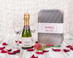 kit para una noche de amor con nombre